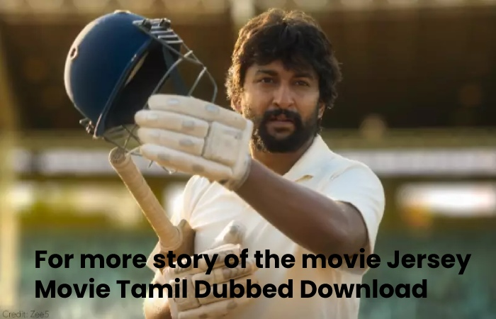 Jersey Movie Tamil Dubbed Download
