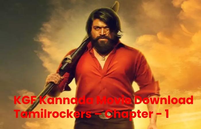 KGF Kannada Movie