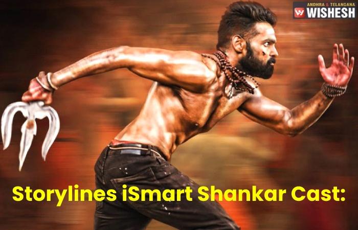 iSmart Shankar Cast